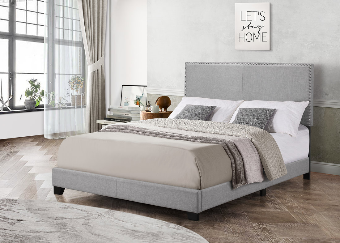 Erin Gray Bed Frame