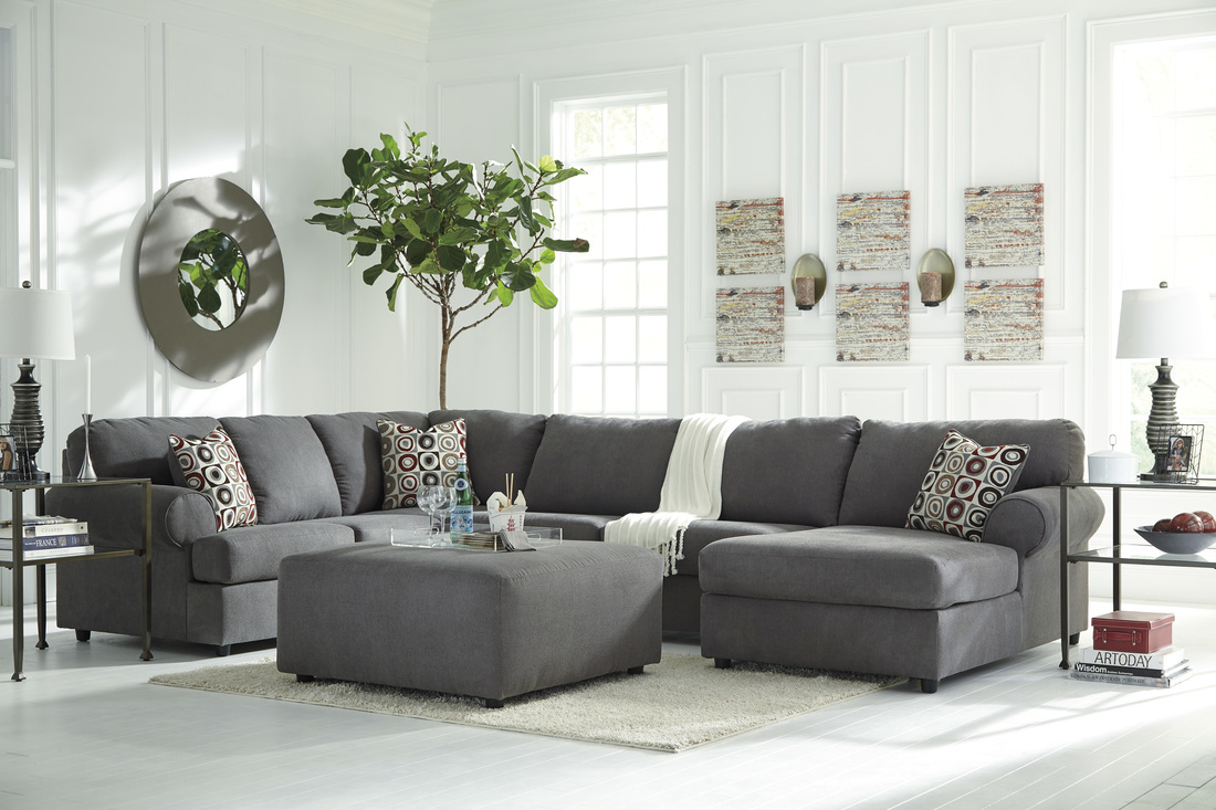 649 ASHLEY Steel - Sectional Only