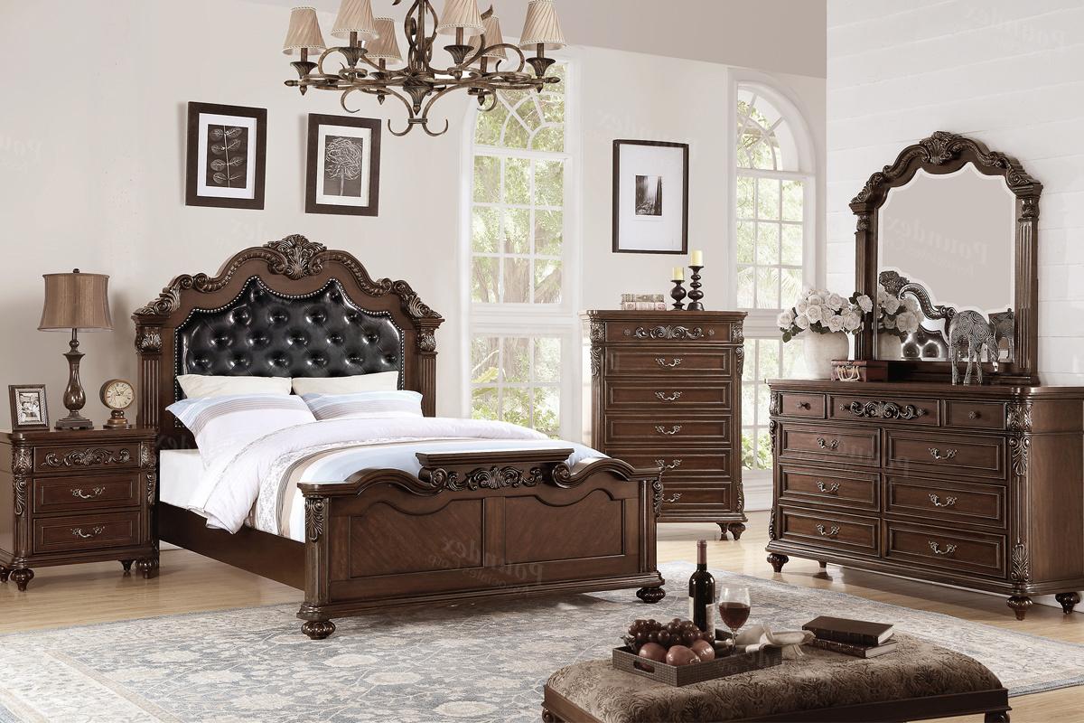 F938 QUEEN 5PC Bedroom Set   Smartway Furniture – Houston, Texas