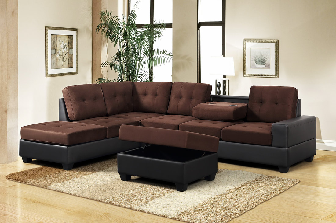 PU6 Heights - Sectional
