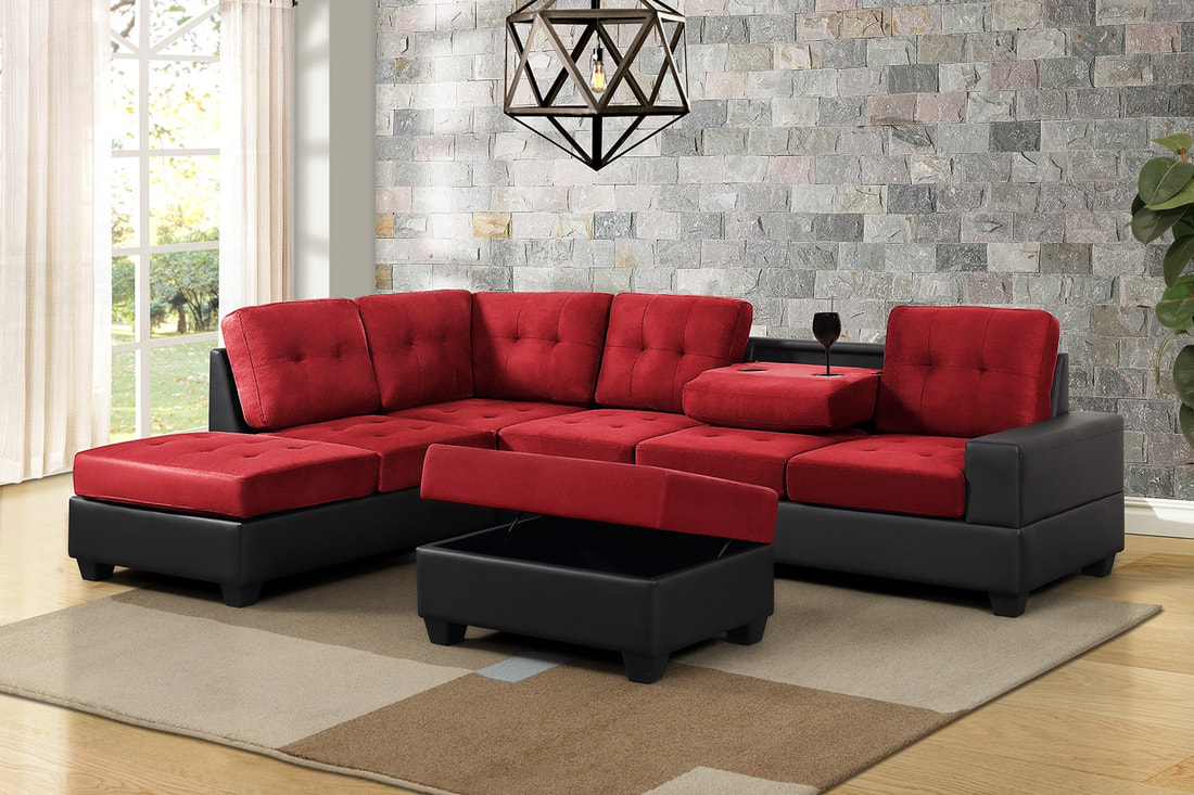 PU7 Heights - Sectional