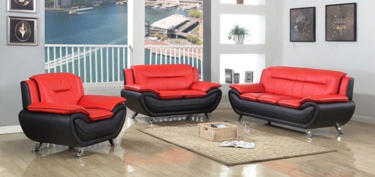 HH870 3PC Set (Red/Black)