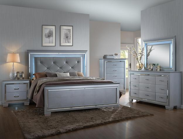 B7100 LILLIAN BEDROOM